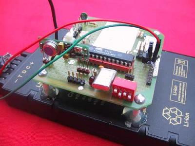 RF Remote Control Encoder and Decoder Pinouts Explained
