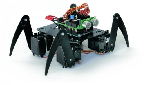 Robots now have an arduino shield embedded projects from