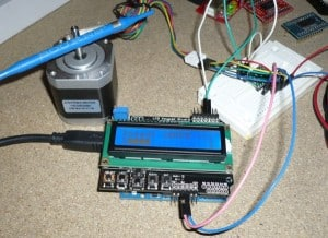 Arduino and A4988 - Arduino Stack Exchange