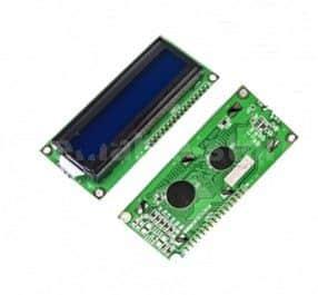 HD44780 character LCD