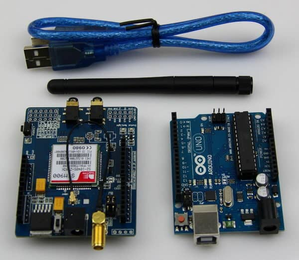 Interfacing and configuring gsm module to arduino
